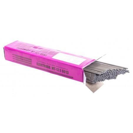 Elektrody rutylowe łatwo spawalneMT-12 2.5/350/4.5kg