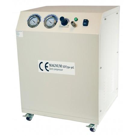 Kompresor bezolejowy MAGNUM DT-750/30Z