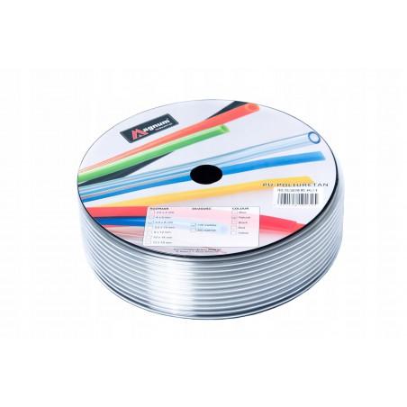 Przewód poliuretanowy MAGNUM 4x2,5 mm przeźroczysty