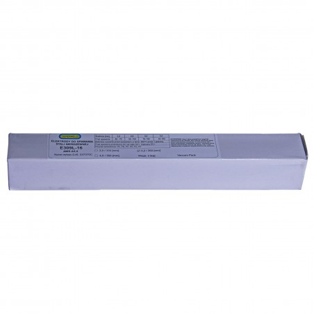 Elektrody do stal nierdzewnej INOX 309L Ø3.2 2kg SUPERWELD