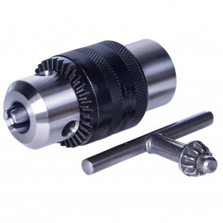 Uchwyt wiertarski kluczykowy na stożek B16 1-10 mm