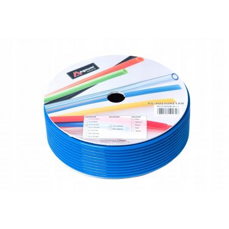 Przewód poliuretanowy MAGNUM 12x8 mm niebieski