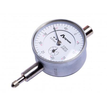 Czujnik zegarowy MAGNUM 0-5 mm