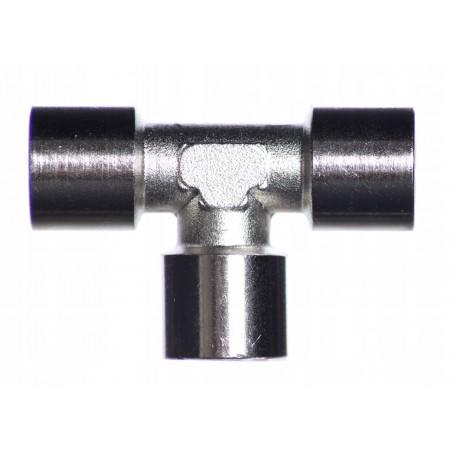 Trójnik pneumatyczny typ T ZZZ G1/8