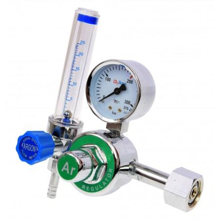 Reduktor butlowy do Ar/CO2 MAGNUM z rotametrem