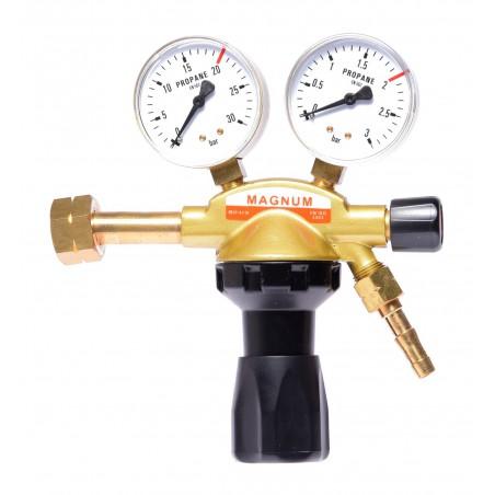 Reduktor butlowy do gazu propan-butan MAGNUM seria 80