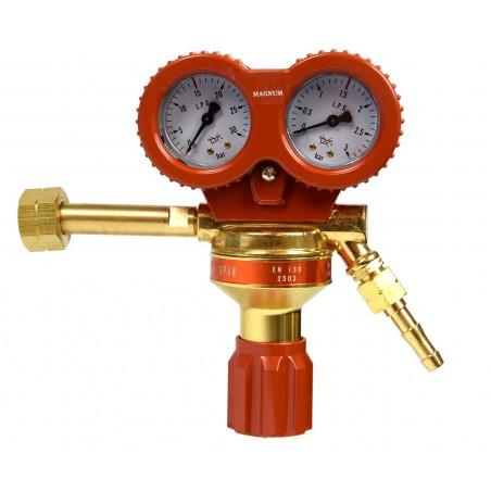 Reduktor butlowy do gazu propan-butan MAGNUM seria 128